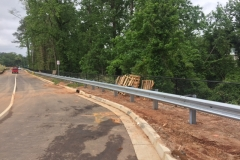 We were the paving contractor in Atlanta for this job - Wildcat